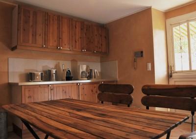 La cuisine intérieure