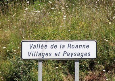 Du côté de la Roanne