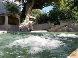 le bassin balnéo pour se relaxer