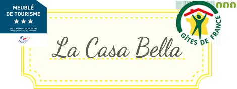 casa bella 3 étoiles 3 epis gdf