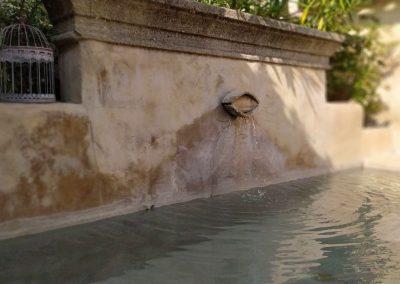 le bassin de l'oustalet
