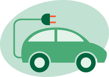 Le mas encourage les véhicules électriques